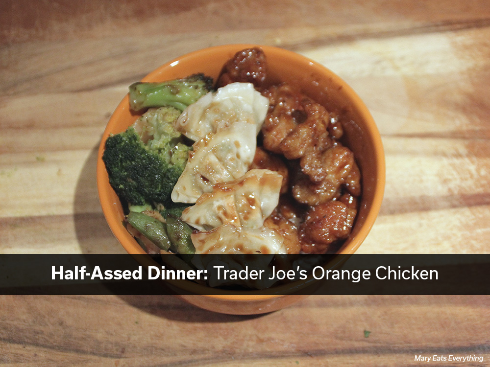 Trader Joe's Orange Chicken